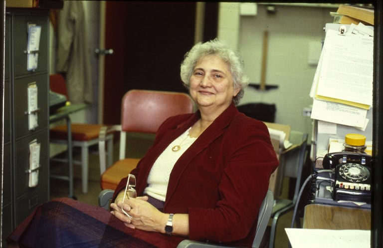 Portrait - November 1985