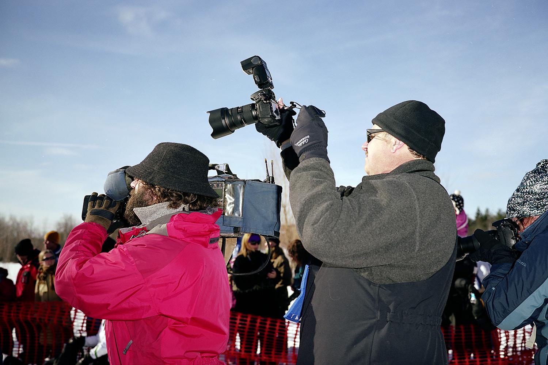 Cameramen, January 2011