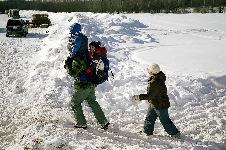 Many Children, January 2011