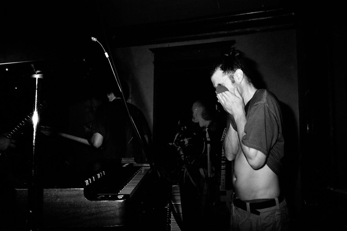 Sweating, July 2011
