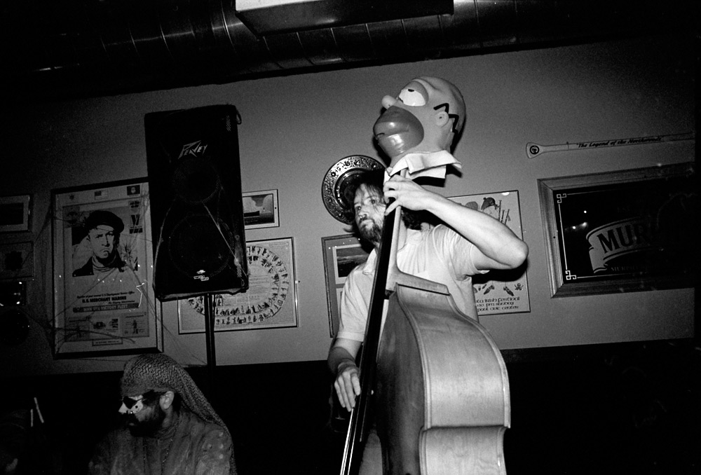 Homer as a Double Bass, October 2010