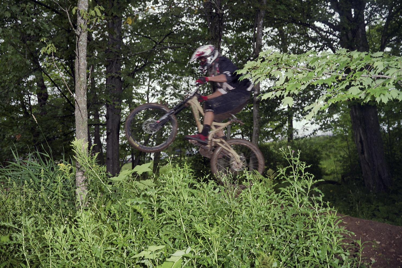 Downhill: Airborne