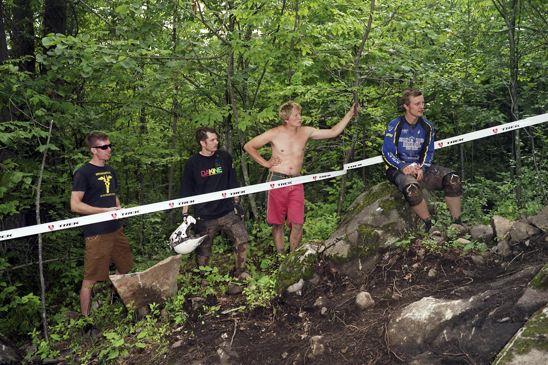 Downhill: Spectators #2