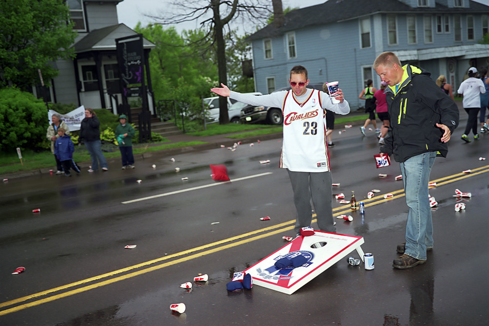 A Game Of PBR Corn Hole