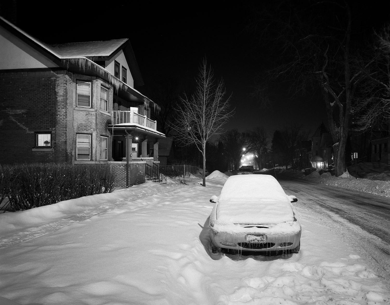 East 2nd Street, Duluth, Minnesota, January 2011