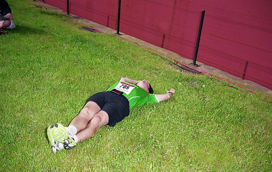 Grandma's Marathon 2011