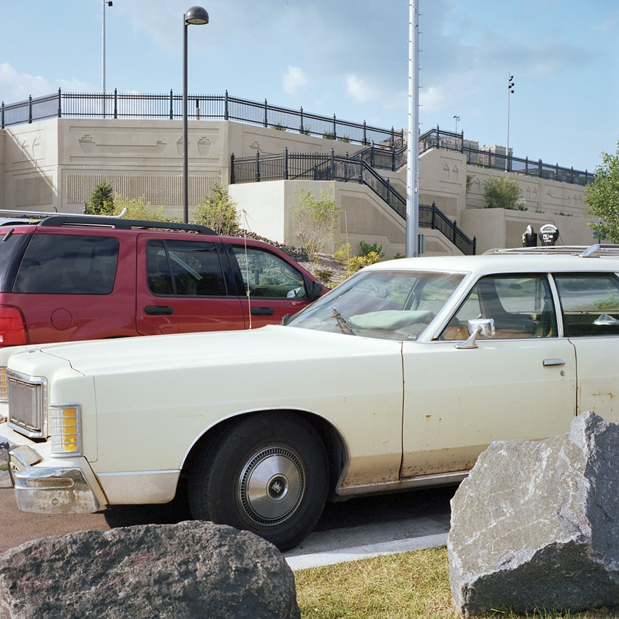 Station Wagon, Canal Park, Duluth, Minnesota, August 2013
