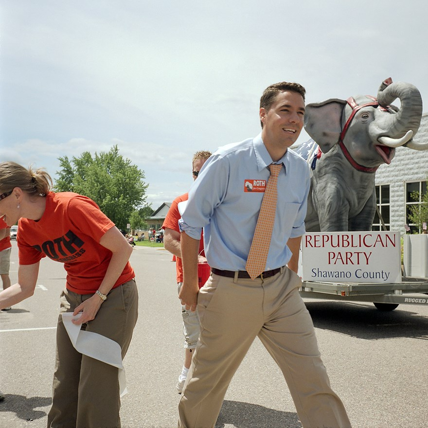 Roth For Congress, Birnamwood, Wisconsin, June 2010