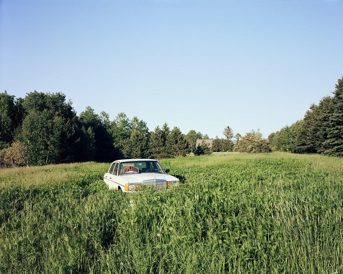 Mercedes-Benz For Sale, Duluth, Minnesota, June 2014