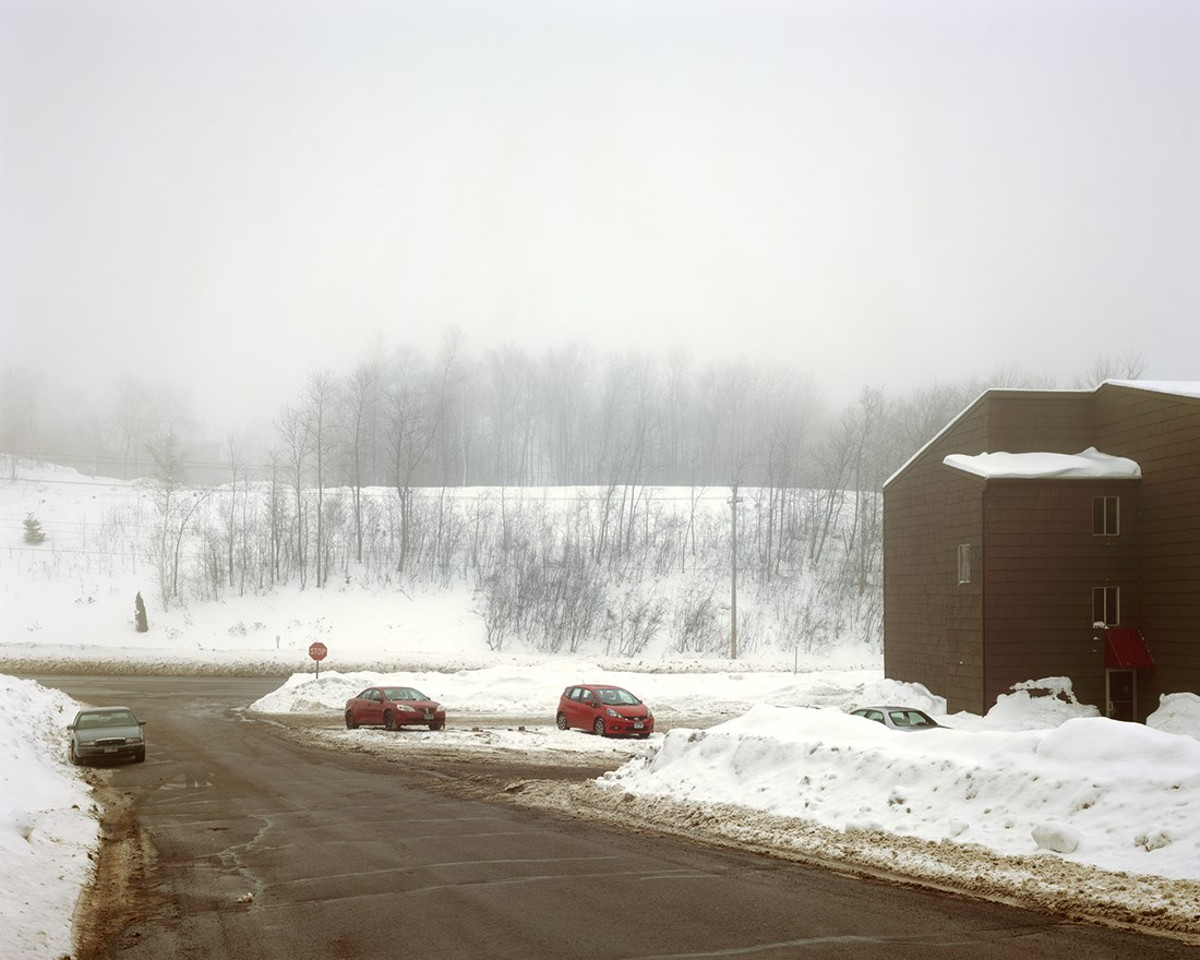 Kenwood Avenue, Duluth, Minnesota, December 2013
