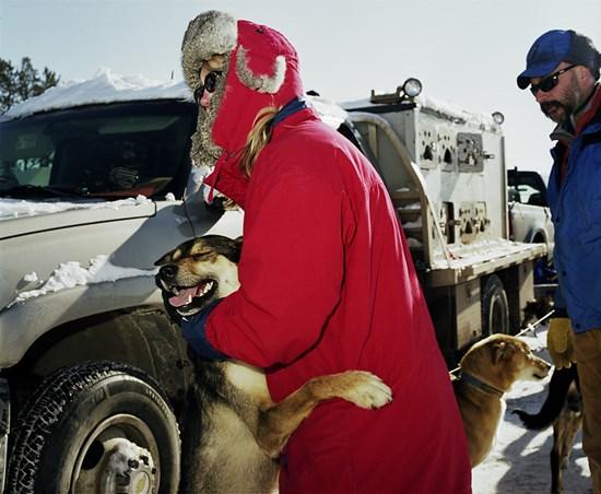 Dog Hugs, January 2010