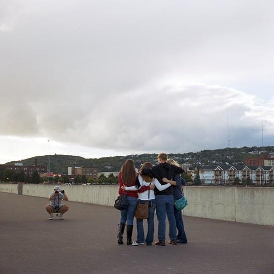 Group Photo, Duluth, Minnesota, September 2013