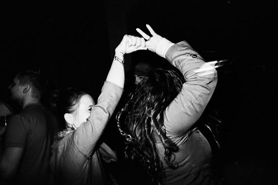 Women Dancing, August, 2011
