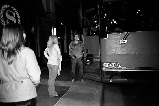 Waiting For Elton John, May, 2011