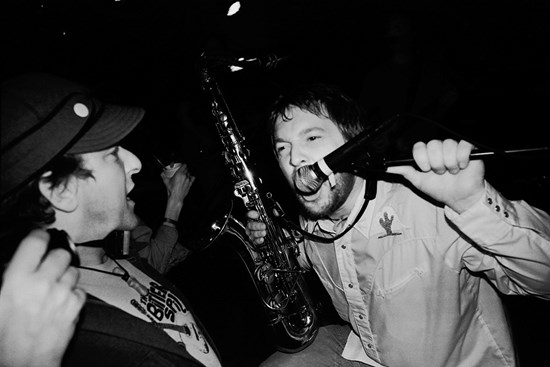 Starfire, Saxophone & A Scream, May, 2010