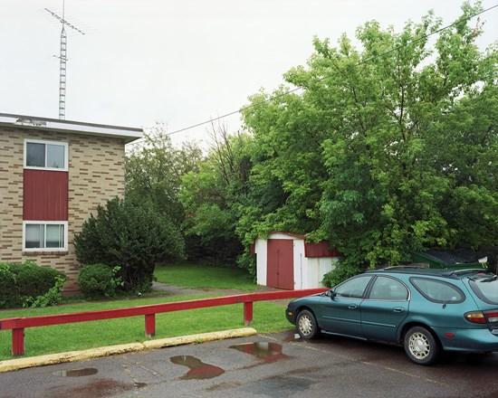 Parking Spot 8, Ashland, Wisconsin, July, 2013