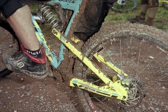 Mud Bike #1