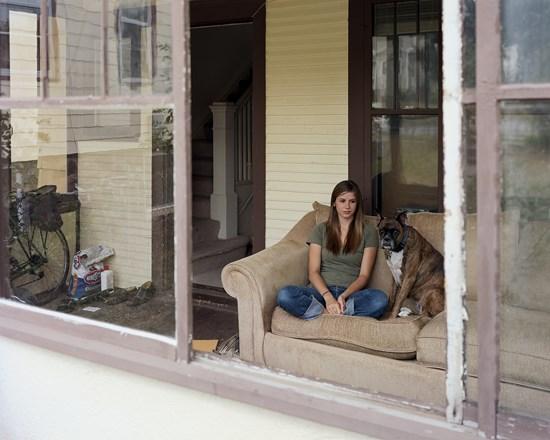 Niki & Jade, Duluth, Minnesota, September, 2012