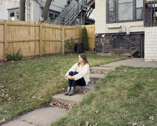 Kate, Duluth, Minnesota, November, 2012