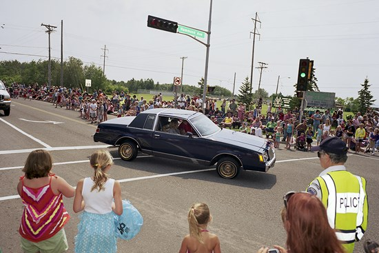 Lowrider, 4th of July Parade, Superior, Wisconsin, July, 2012