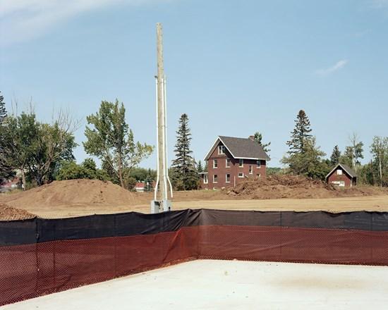 Bluestone Lofts Before Bluestone Lofts, Duluth, Minnesota, September, 2012