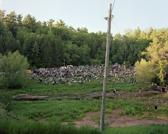 Chester Creek Concert Series: Charlie Parr, Duluth, Minnesota, June 2013