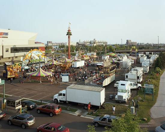 Thomas Carnival, Duluth, Minnesota, July 2013