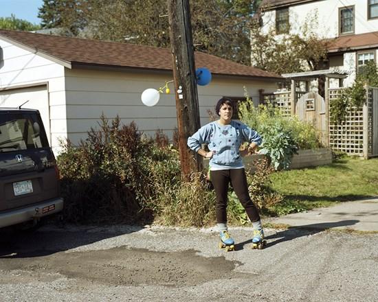 Anna, Duluth, Minnesota, October, 2011