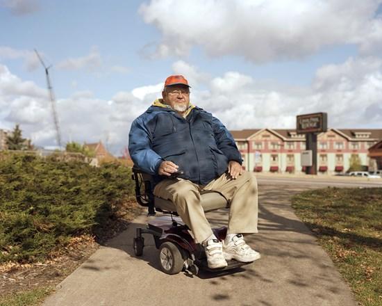 Jim, Duluth, Minnesota, October, 2011