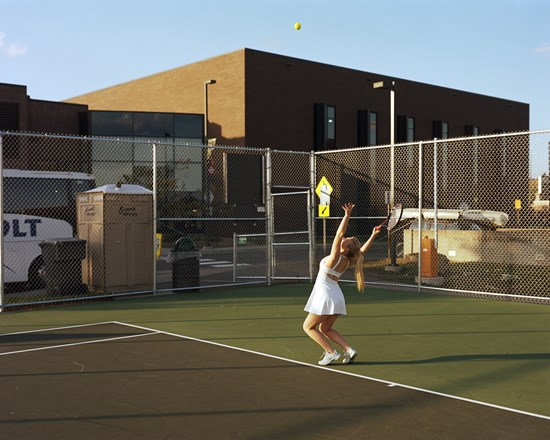 The Serve, Duluth, Michigan, October, 2011