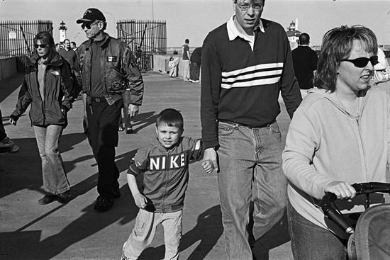 Boy in a Nike Jacket, Duluth, Minnesota, May 2008