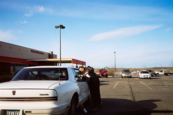 Woman Locked out of Her Car, Duluth, Minnesota, April 2011