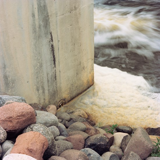 Foam, Duluth, Minnesota, July 2020