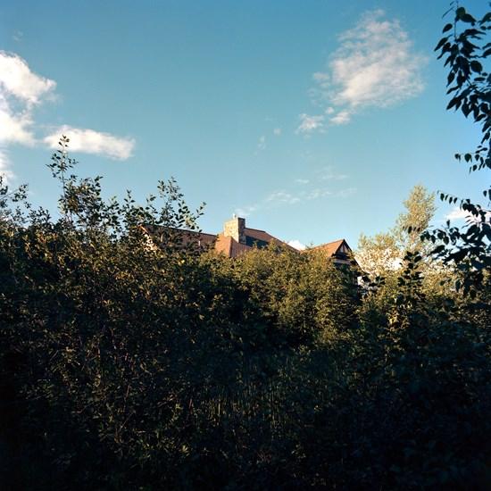 Peeking House, Duluth, Minnesota, July 2020