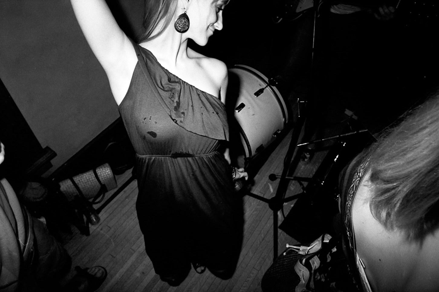 Wet Dress, July 2011