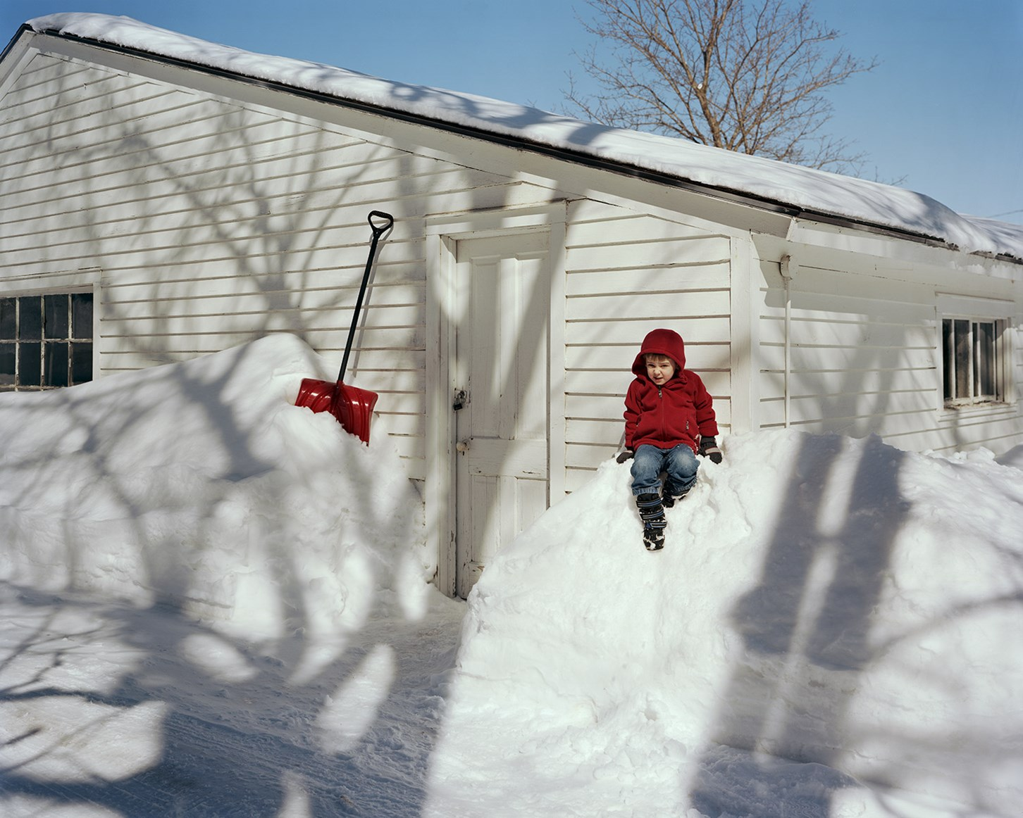 Miles, Skandia, Michigan, March 2014