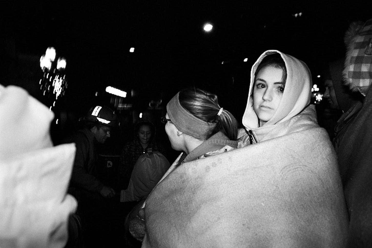 Girls In A Blanket