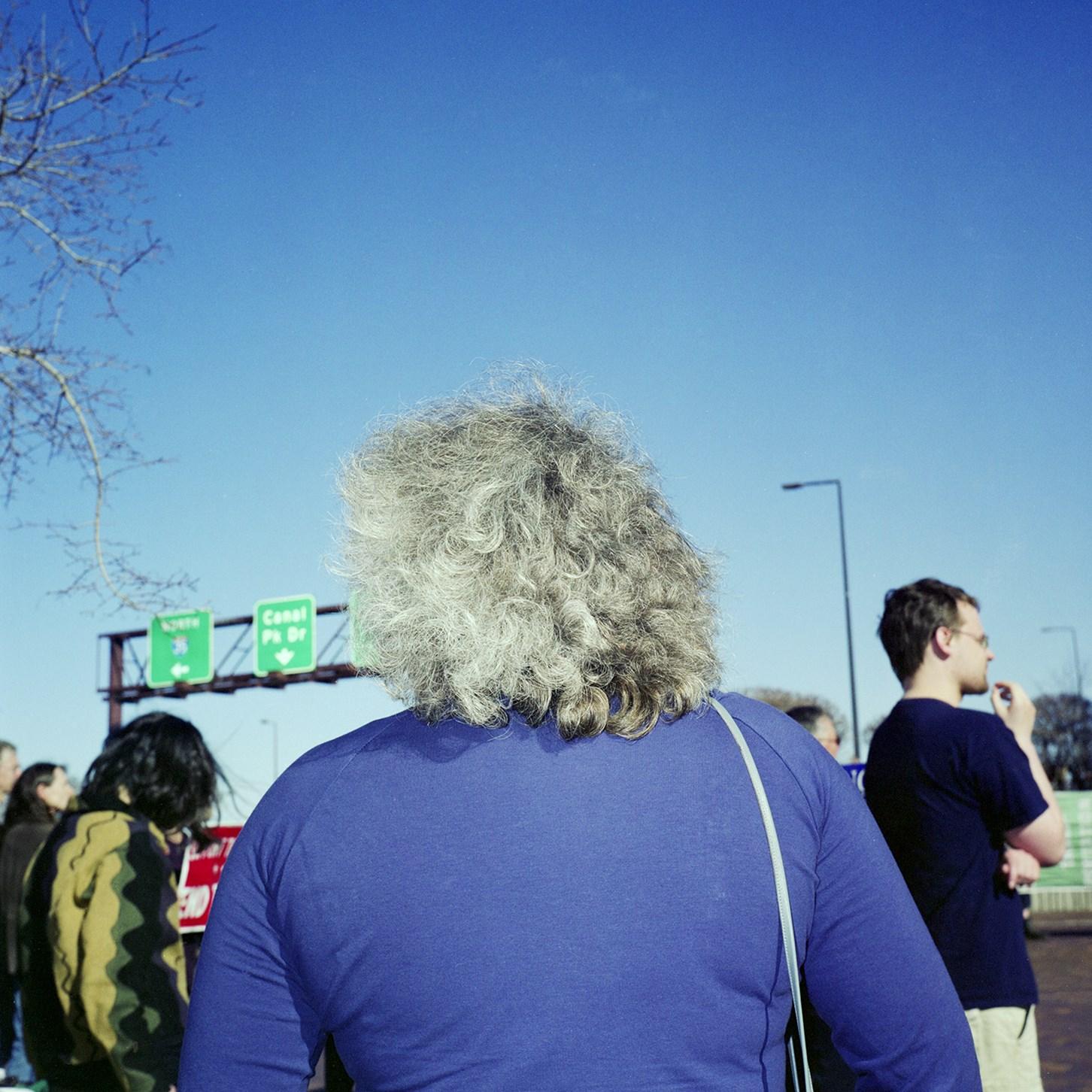 Hair, Duluth, Minnesota, April 2010