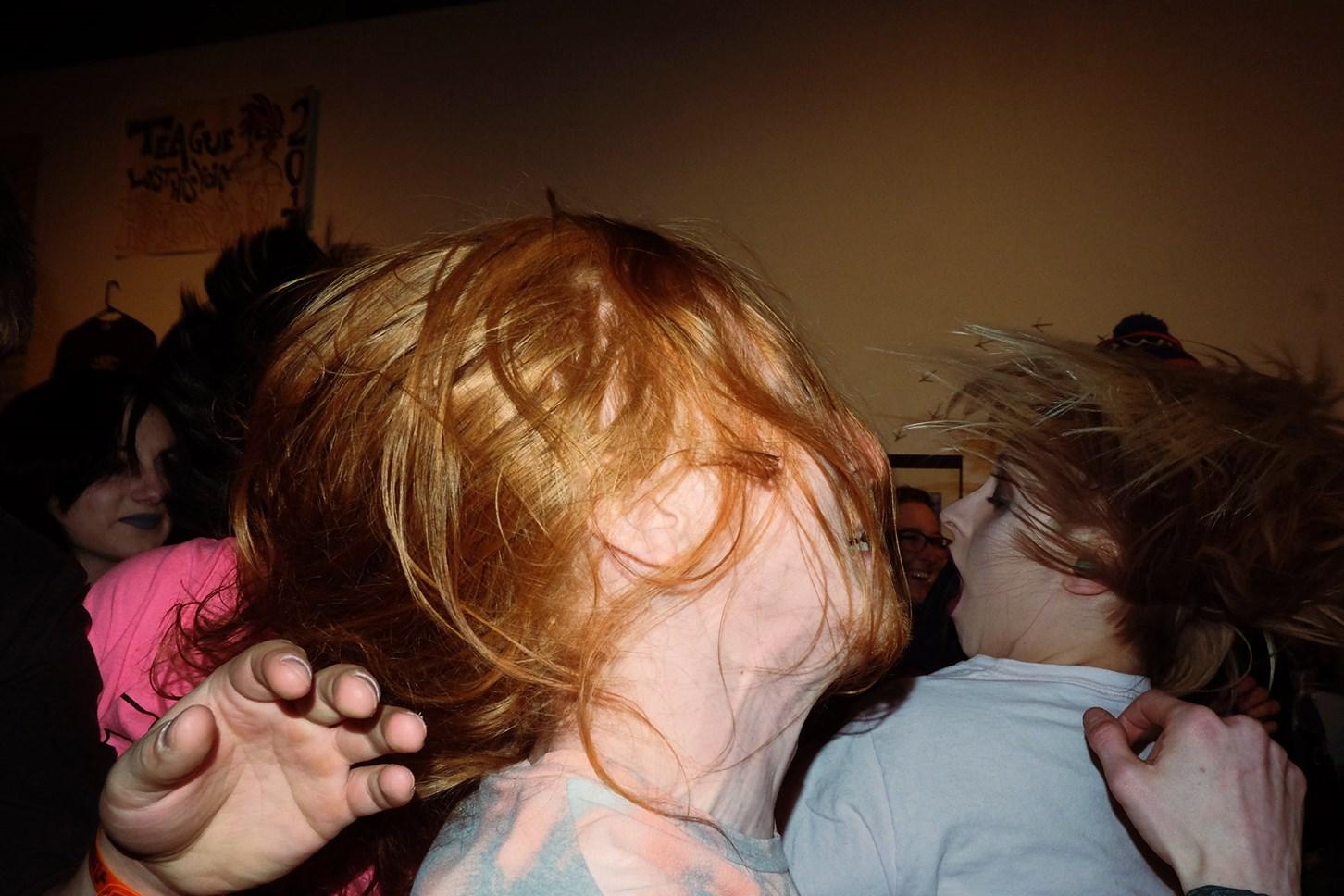 Night 3: Hair