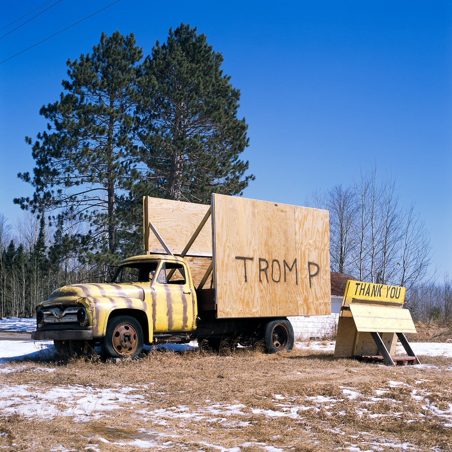 Tromp - Thank You, Cotton, Minnesota, April 2018