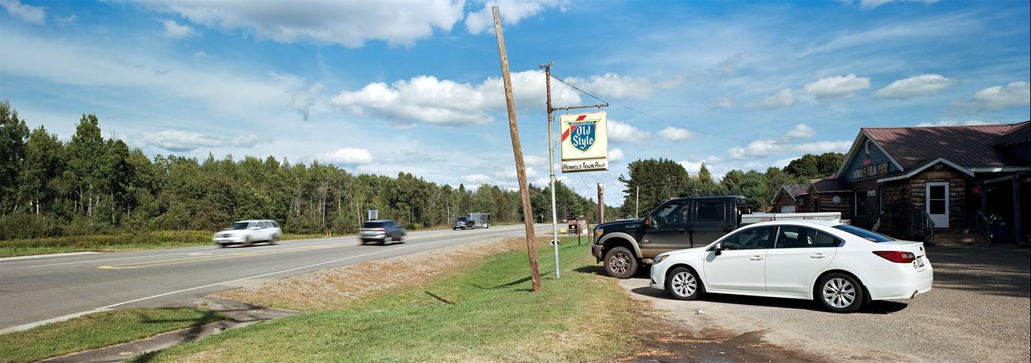Henkel's Town Pump, Rhinelander, Wisconsin, September 2018