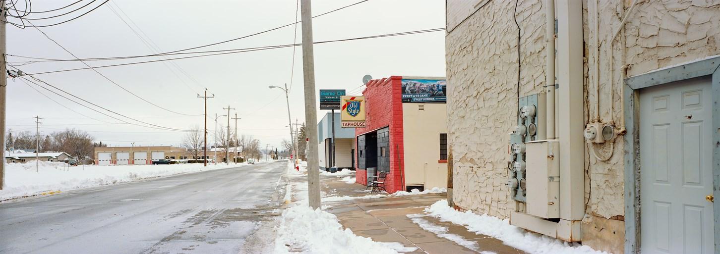 Taphouse, Antigo, Wisconsin, November 2019