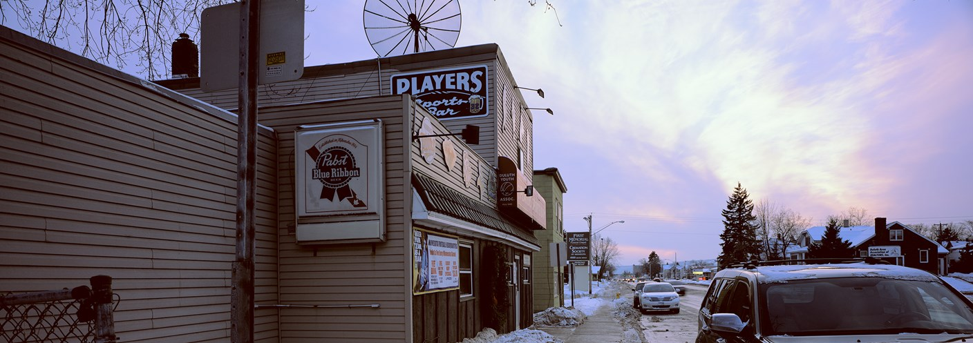 Player's Bar, Duluth, Minnesota, December 2017