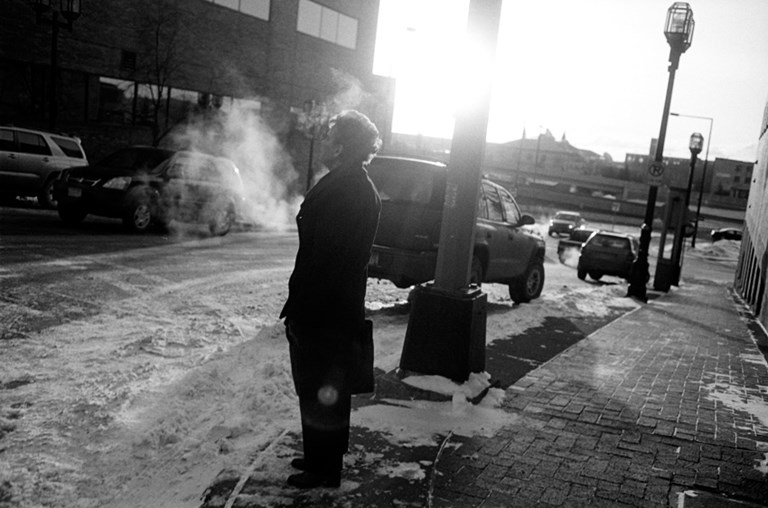 Escaping Soul, Duluth, Minnesota, February, 2009