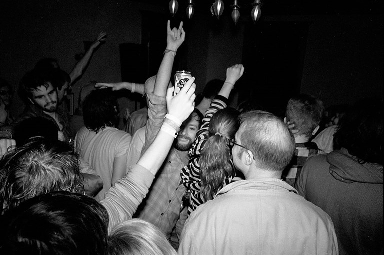Hands Up, May 2011