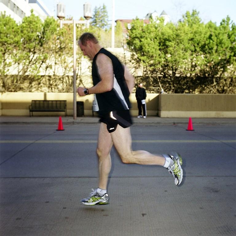 Hovering Runner