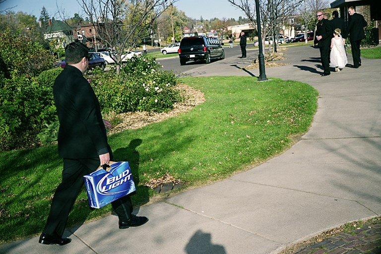 Bring The Bud Light, Duluth, Minnesota, October 2010