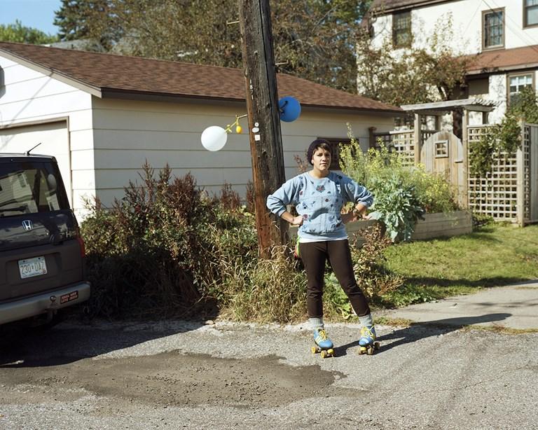 Anna, Duluth, Minnesota, October 2011