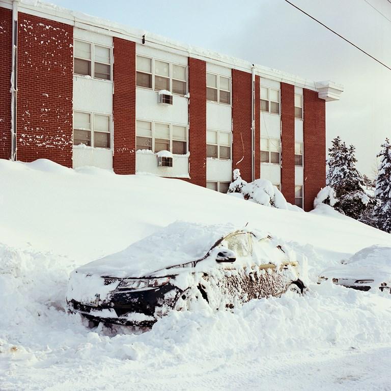 After A Blizzard, Duluth, Minnesota, December 2013