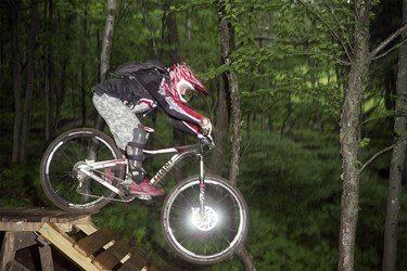 Enduro: Dropping